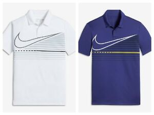 933641e2 NEW NWT boys youth NIKE Golf dri fit polo shirt top pick size/color ...