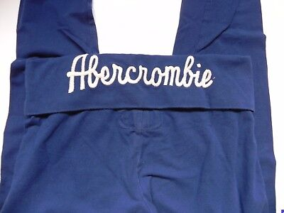 Abercrombie & Fitch~Blue Yoga Pants size Small