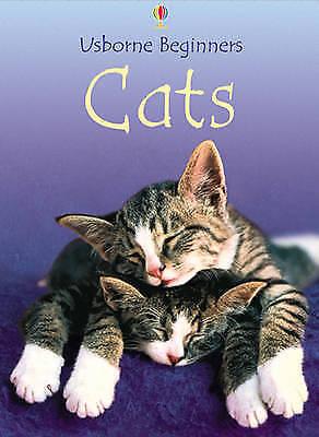 Cats (Beginners), Milbourne, Anna, Very Good Book