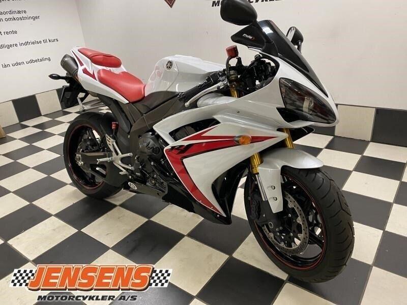 Yamaha, YZF R1, ccm 998
