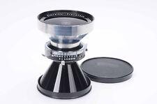 Schneider 121mm F8 Super Angulon Lens 121/8 Synchro Compur                  #986