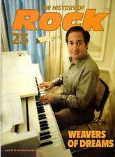 Neil Sedaka on Magazine Cover     Jimmy Page     Bobby Vee     Tony Orlando