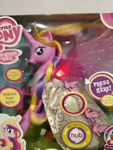 """Rare My Little Pony """"Princess Cadence"""" By Hasbro 2012  Mint In The Box!"""