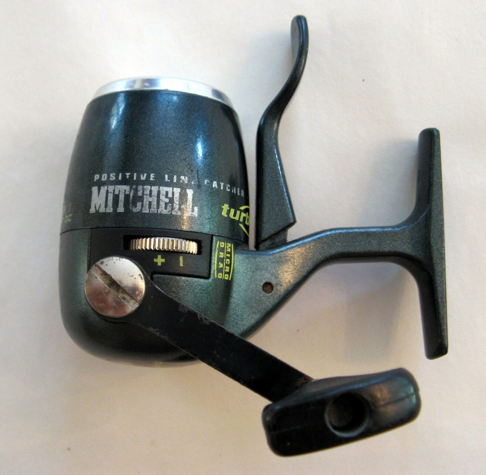 MITCHELL  TURBOSPIN   10   MADE IN FRANCE FISHING REEL