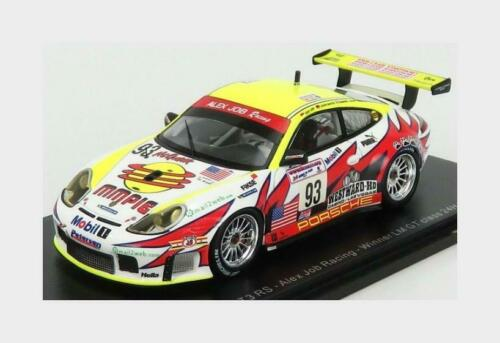 Porsche 911 996 3.6L Gt3 Rs #93 Winner Gt Class Le Mans 2003 SPARK 1:43 S5527