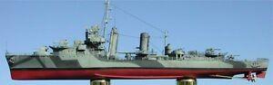 1//350 USS Conyngham  DD371 1943 Mahan class Complete Resin /& PE Brass  Model Kit