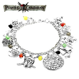 Image Is Loading Pirates Of The Caribbean 10 Themed Charms Orted