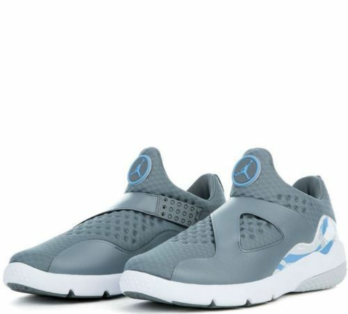Nike Air Jordan Trainer Basketball Essential Cool Grey Men's Basketball Trainer Shoes 888122 014 563173