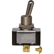 Morris Products Momentary Contact Toggle Switch Heavy Duty Spst Screw