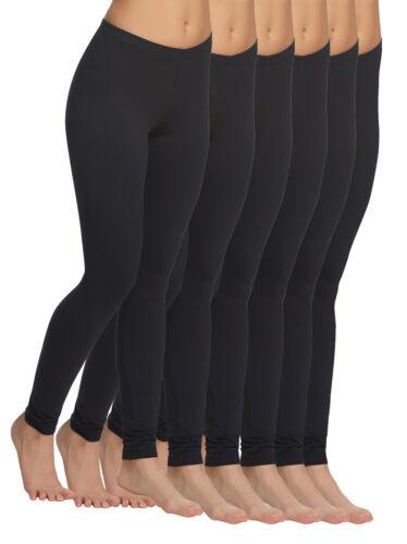 FelinaVelvety Soft Lightweight LeggingsMoisture WickingYoga6 Pack