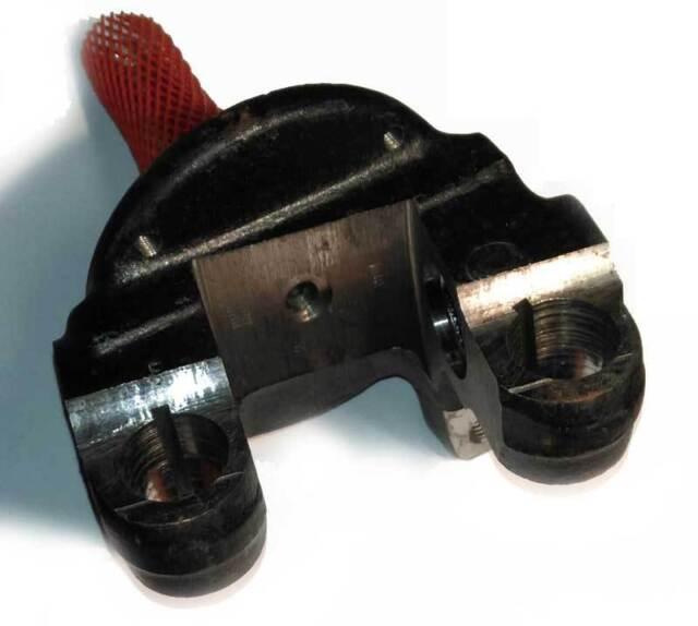 DAF400, LDV Stub axle RH for 1375Kg axle partNo. DAR5352 neu