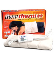 Digital Moist Heating Pad Temporary Pain Relief Therapy Small (7 X 15),