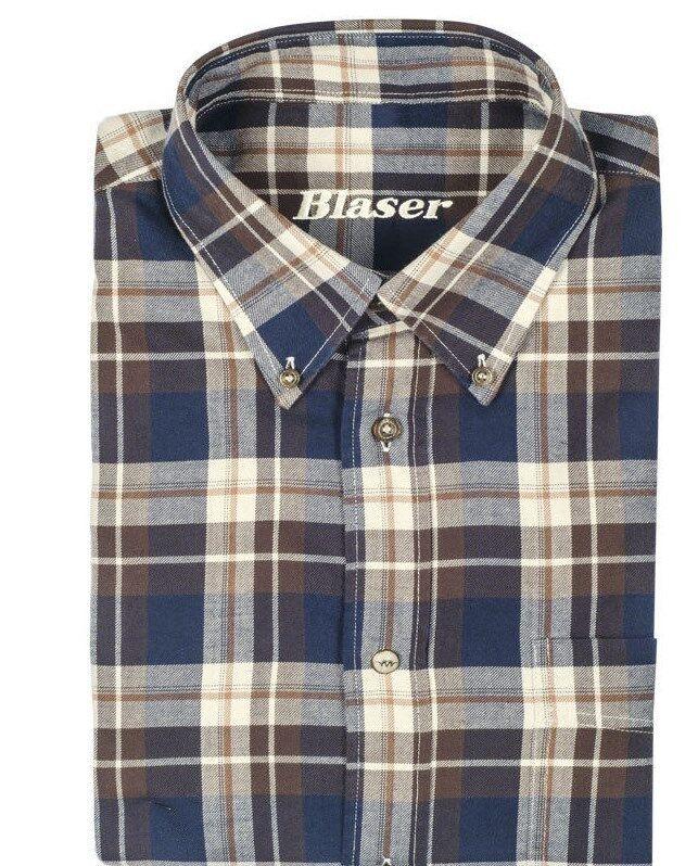 Blaser Flanell Hemd - - Hemd OLAF - 117059-087 - CLASSIC 739b8f