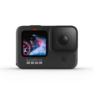 GoPro HERO9 Black 5K HyperSmooth 3.0 Waterproof Action Camera