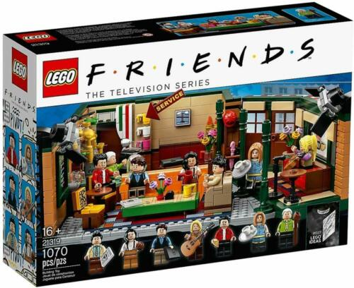LEGO Ideas  21319 Friends The Television Series Central  SEALED BRAND NEW.