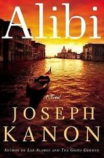 Alibi: A Novel - Acceptable - Kanon, Joseph - Hardcover