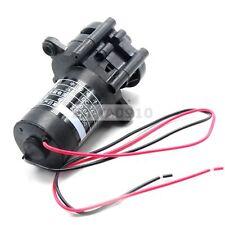 Plastic Gear Water Pump ZC-A250 DC24V Mini Self-priming Corrosion-Resistant Diaphragm Pump