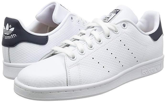 Adidas Originals Stan Smith Trainers In Weiß UK 11  S80026