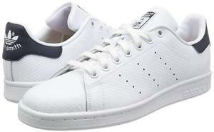 Scarpe Smith Adidas Stan Originals Uk ginnastica 11 da in bianco S80026 7SPwrq7n