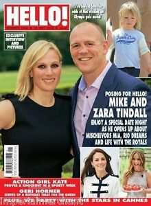 Hello-Magazine-Mike-And-Zara-Tindall-Kate-Middleton-Geri-Horner-Cannes-Festival