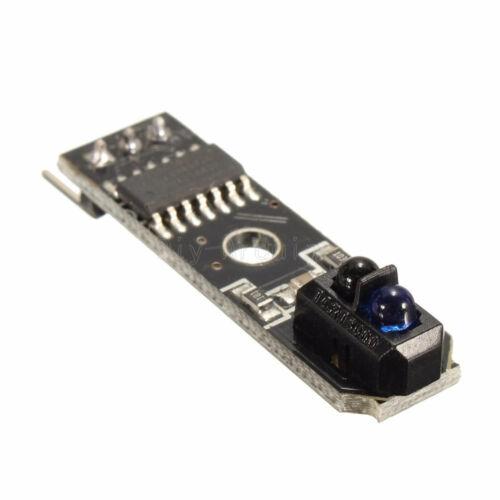 10Stks IR Infrared Line Track TCRT5000 Follower Sensor Obstacle Avoidanc