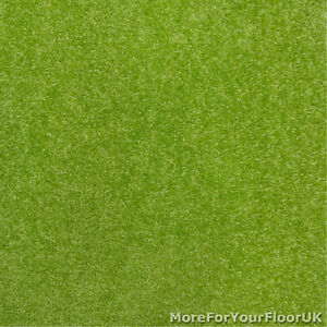 lime green feltback twist bedroom carpet cheap roll ebay