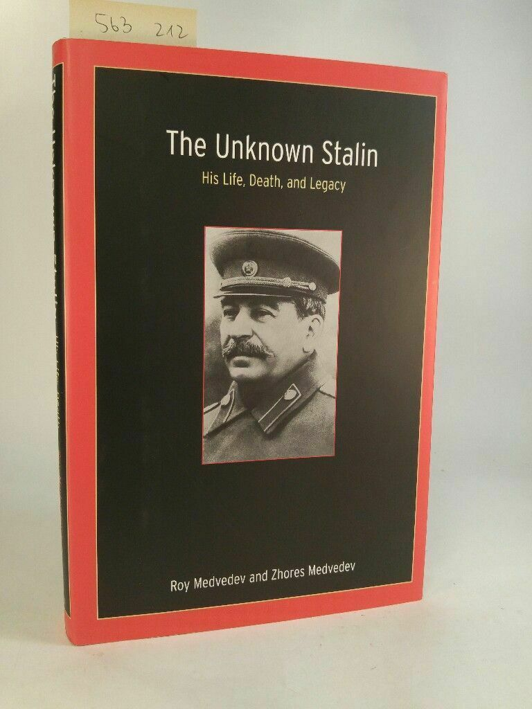 5 mal Punkte The Unknown Stalin. [Neubuch] His Life  Death  and ...