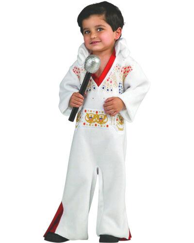 Elvis Romper Toddler Costume Size TODD