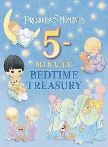 PRECIOUS-MOMENTS-5-MIN-BEDTIME-Precious-Moments-Previous-Moments-Used-Good-Bo