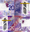 thumbnail 1 - CLYDESDALE BANK OF SCOTLAND, £20, 2020, P-NEW (Not yet in catalog), Polymer, UNC