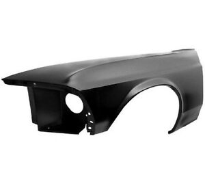Wing Right 69 1969 Ford Mustang Steel Front Fender