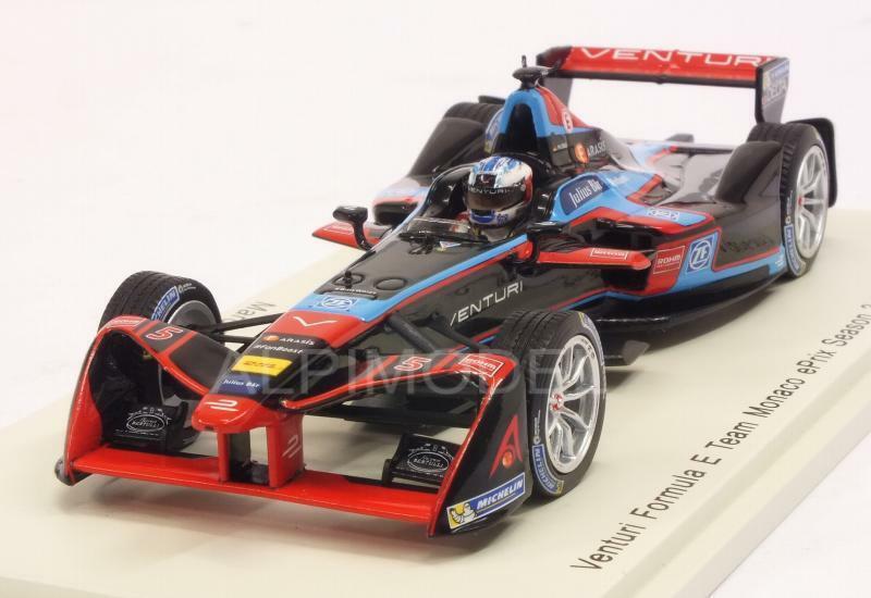Venturi RD5 Monaco Formula E 2016-17 Maro Engel 1:43 SPARK S5905