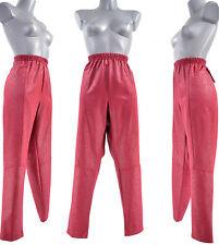 Pantalon Femme T 6 50 52 GRANDE TAILLE ROUGE BORDEAUX GRENADE ZAZA2CATS