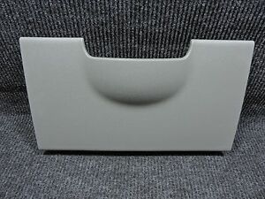 2004-08-F150-F-150-FX4-FX2-GRAY-Lower-Drivers-Side-Knee-Panel-Uncut-No-Holes