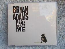 BRYAN ADAMS PLEASE FORGIVE ME C.D.NEW