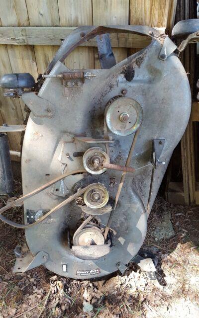 Craftsman DYS 4500 42 Inch LAWN MOWER DECK Garden Riding Tractor