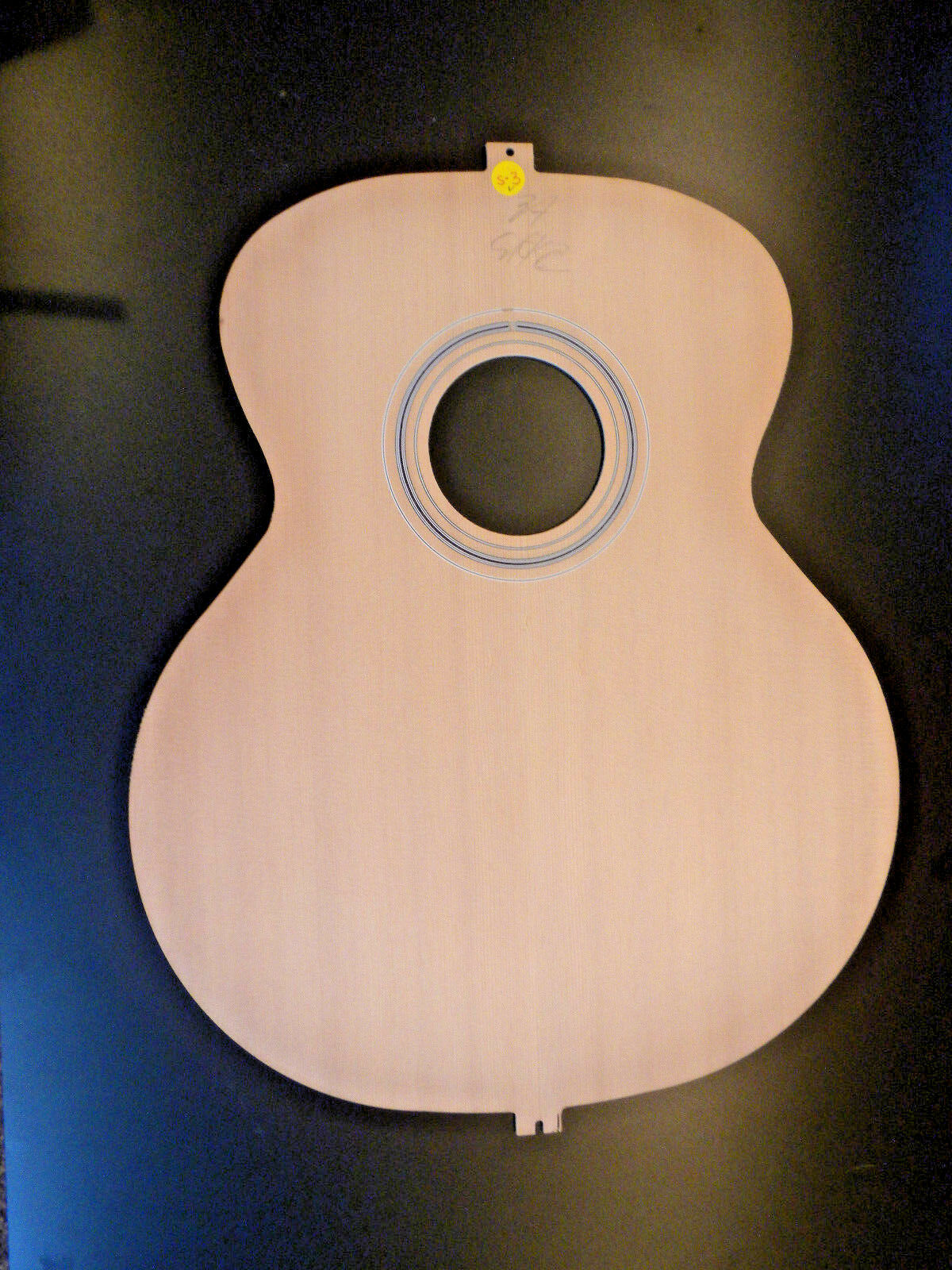 ROTUCED TACOMA GUILD Guitar Luthier Tonewood 3A SITKA JUMBO Top Rosette S-3 S-4