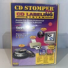 New Listingavery 2002 Labeling System Cd Stomper Pro Computer Software New Sealed