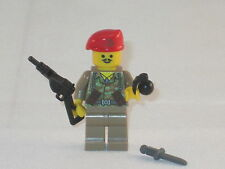Lego Custom Minifig WW2 British Commando Soldier Modern Warfare