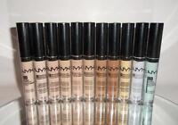 Nyx Cosmetics Hd Studio Photogenic Concealer 0.11oz You Choose
