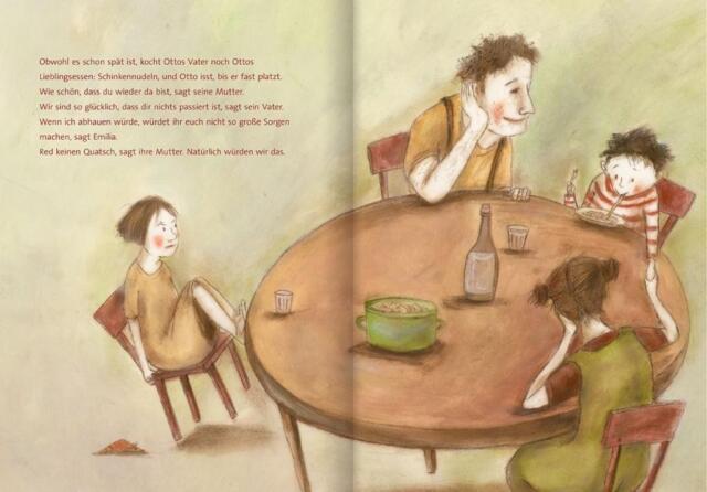 Buch der verlorene Otto von Doris Dörrie Jacky Gleich