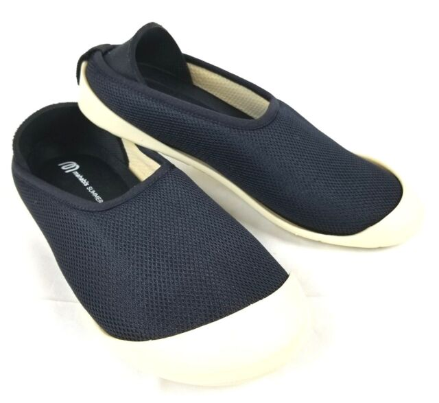 6b1d98893fd Mahabis Summer Slippers Shoes Navy Blue Removable Soles EU 36 Women s US 5  - 6