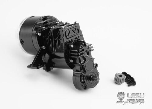 LESU High Torque Gear Box 2Speed Transmission D for 1//14 TAMIYA RC Tractor Truck