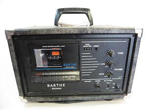 BARTHE-EDUMINI-COMBINE-AMPLI-AUDIO-PLATINE-CASSETTE-en-etat-de-marche