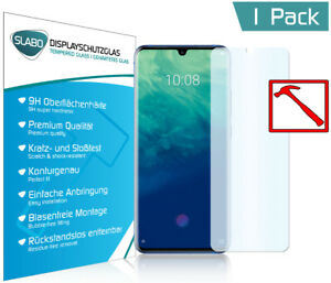 Slabo-PREMIUM-Panzerglasfolie-fur-ZTE-Axon-10-Pro-KLAR-034-Tempered-Glass-034-9H