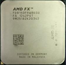 AMD FX-8150 FD8150FRW8KGU 3.6GHz 8-core AM3+ Unlocked CPU 125W Bulldozer Zambezi