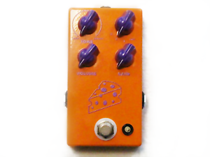 Used JHS Cheese Ball Distortion Fuzz Guitar Effects Pedal