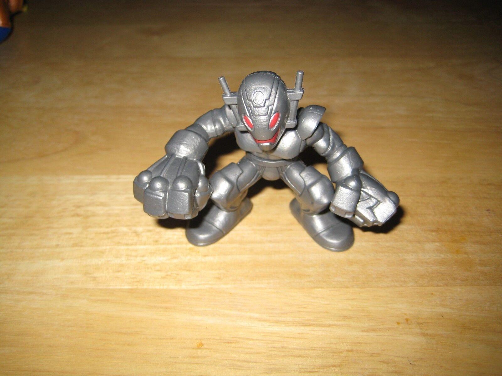 2008 Marvel Super Hero Squad Figure- RARE Ultron Android