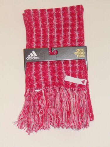 Adidas Damen Winterschal W CAB SCARF Strickschal pink