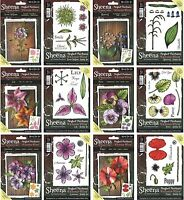 SHEENA DOUGLASS VICTORIAN FLORAL PERFECT PARTNERS DIES AND STAMPS, MULTIBUYS